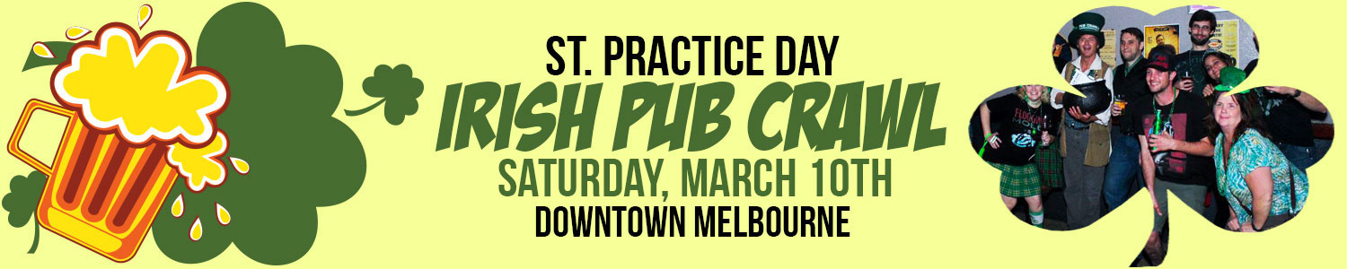 2018 Irish Pub Crawl