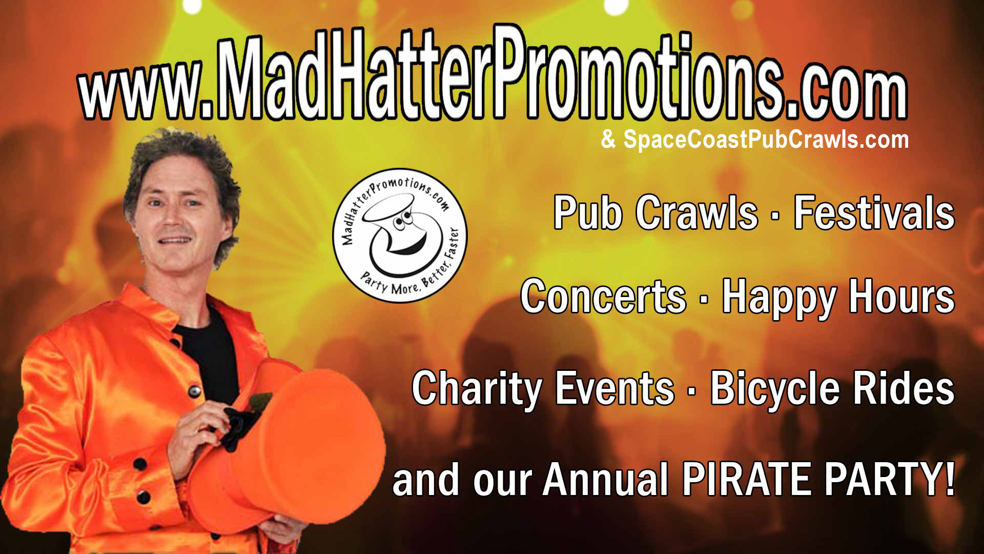 MadHatter Promotions by Gary Haas